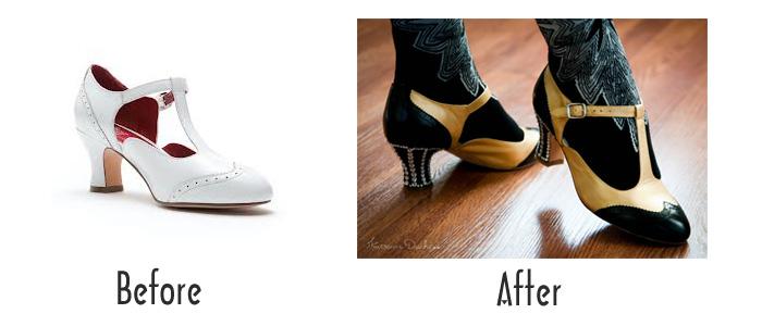 Shoe Customizing Tutorial
